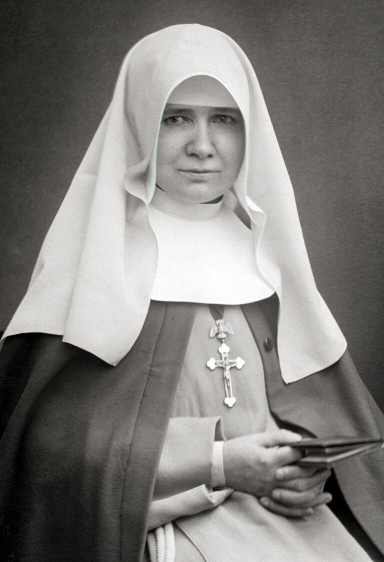 Portrait of Mother Maria
