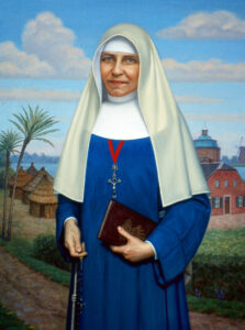 Painting of Mother Josepha