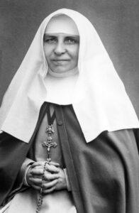 Mother Josepha's portrait
