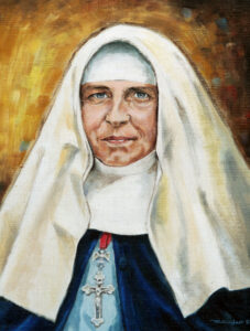 Painting of Mother Josepha (portrait)
