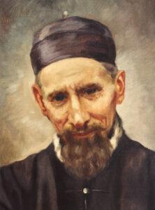 Portrait of Joseph Freinademetz (painting)