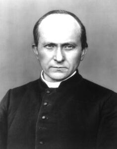 Arnold Janssen in Austria, 1872