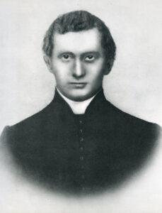 Arnold Janssen seminarian