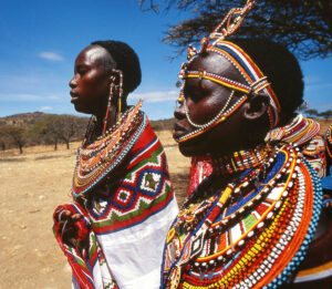 2 Maasai People