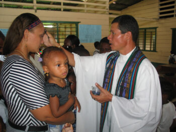 Ash Wednesday at the Atrato - Colombia