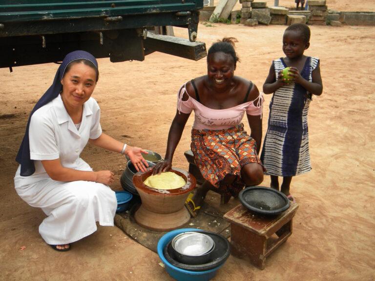 Ghana, Kwasi Fante Mission
