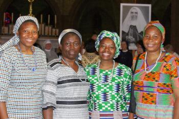 Beatification Mother Josefa - Sisters from Ghana