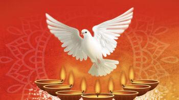 Holy Spirit, Seven Lit Candles