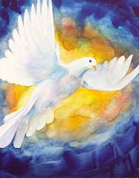 Holy Spirit, Creation