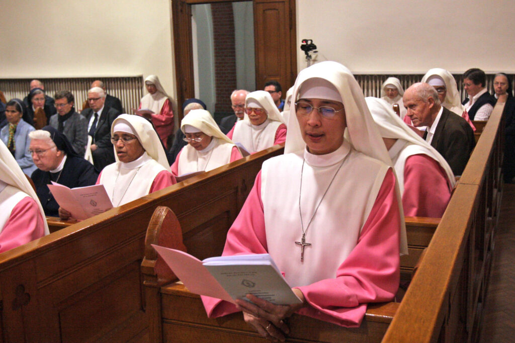 SSpS/ Pink Sisters 100 Anniversary