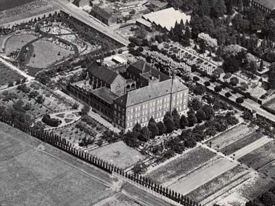 SSpSAP Motherhouse in Steyl, Holland
