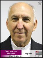 Obispo José Luiz Bertanha, SVD