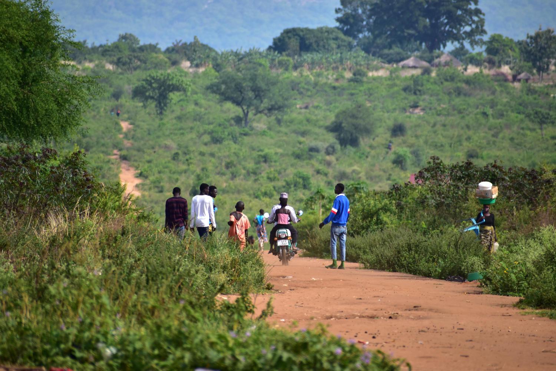 Uganda, Bidi Bidi Refugee Settlement