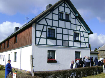 Helena Stollenwerk's (Mother Mary) family home in Rollesbroich, Germany