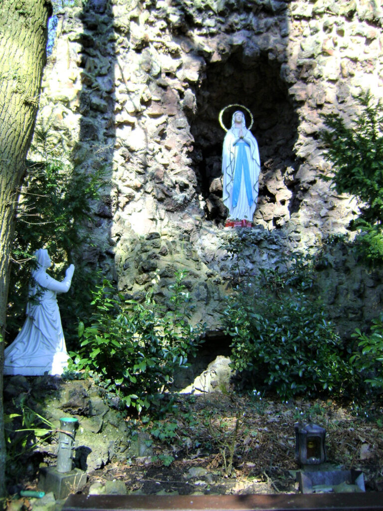 Grotto of Our Lady of Lourdes, SVD Garden at Steyl