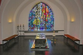 Arnold Janssen Tomb in Steyl