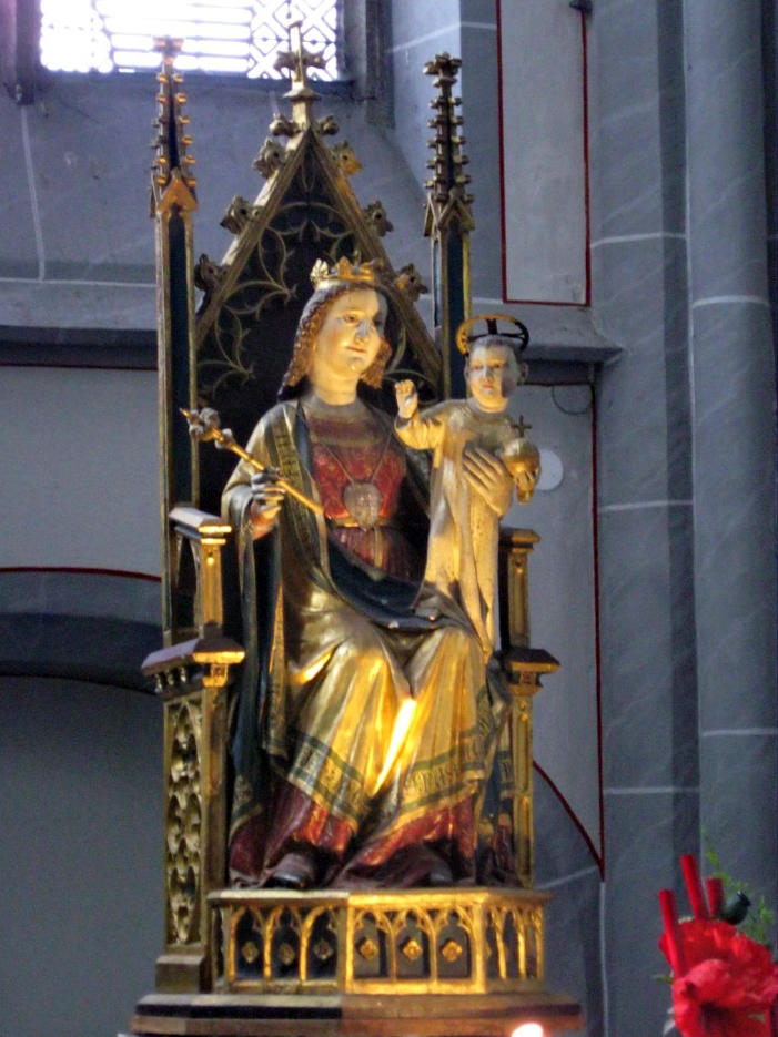 Our Lady, St. Arnold Janssen Church