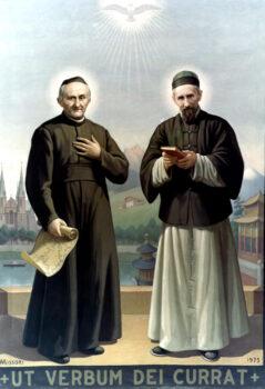 Arnold Janssen and José Freinademetz