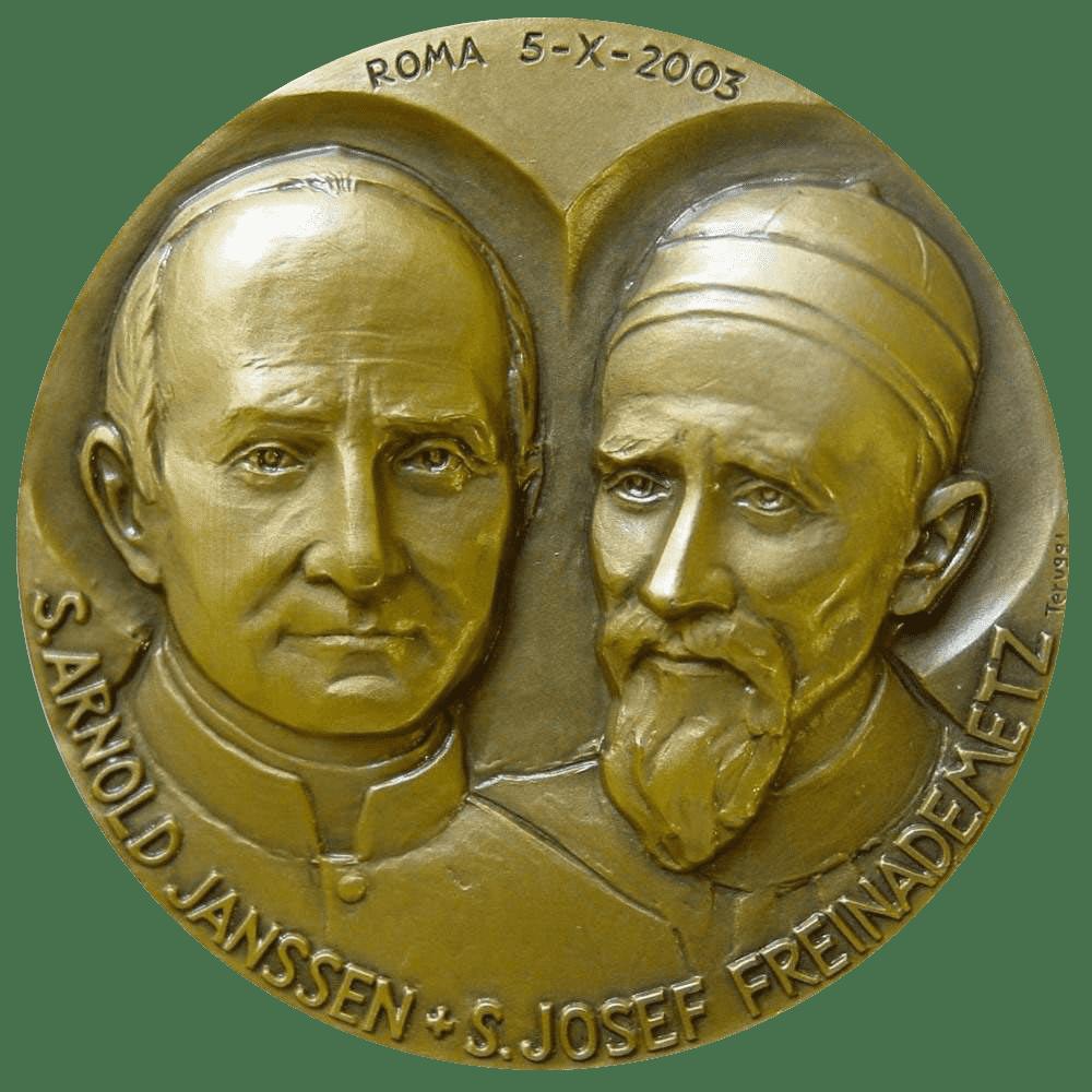 Arnold Janssen and Joseph Freinademetz