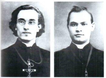 Franz K. Nies, Richard Henle, martyrs China 1897