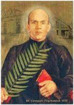 Brother Grzegorz Frąckowiak, SVD