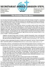 The Arnoldus Family Story, Vol.1, No.4